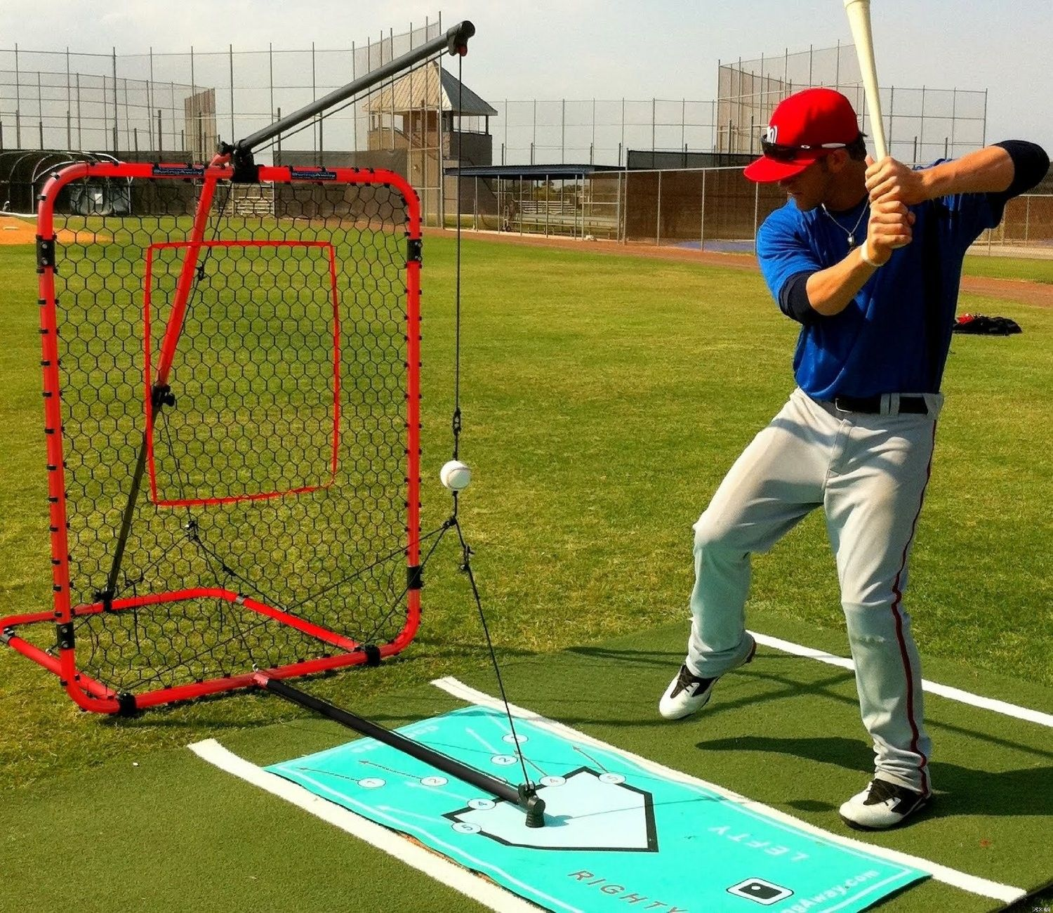30 Smart Ideas How To Make Backyard Batting Cages Simphome Batting Cage Backyard Baseball Hitting Baseball Equipment