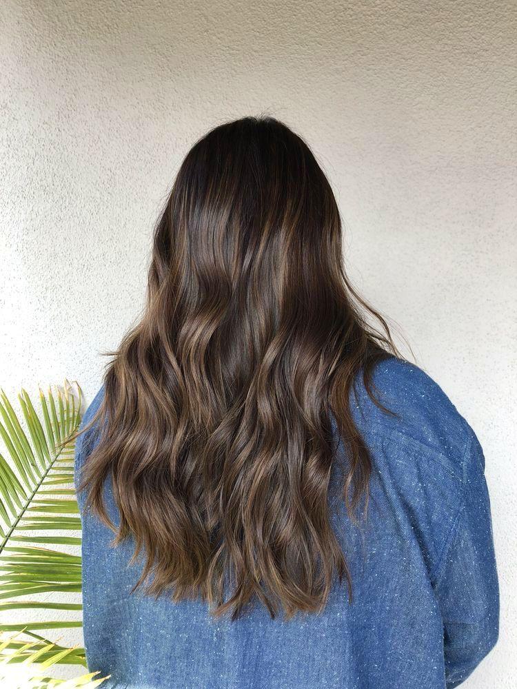 Annika Bond und ihr geiles Haar
