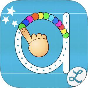 Writing Wizard for Kids by L'Escapadou Kids app, Kids
