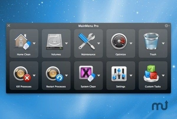 MainMenu Pro 3.5.2 for Mac 破解版 – 系統清理維護工具 (With images) | Mac application, Application download, System clean