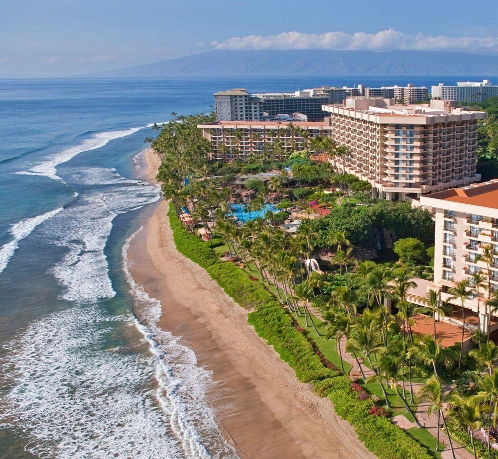 Hyatt Regency Maui Resort On Kaanapali Beach 5 Night Stay Oceanfront Room