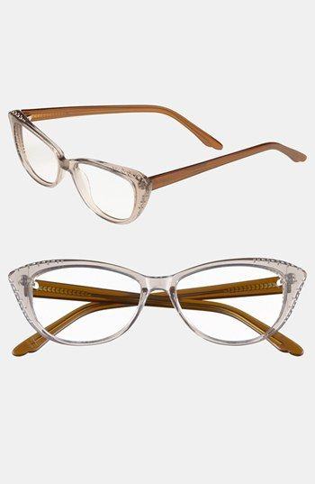 Corinne McCormack 'Belle' Reading Glasses available at #Nordstrom