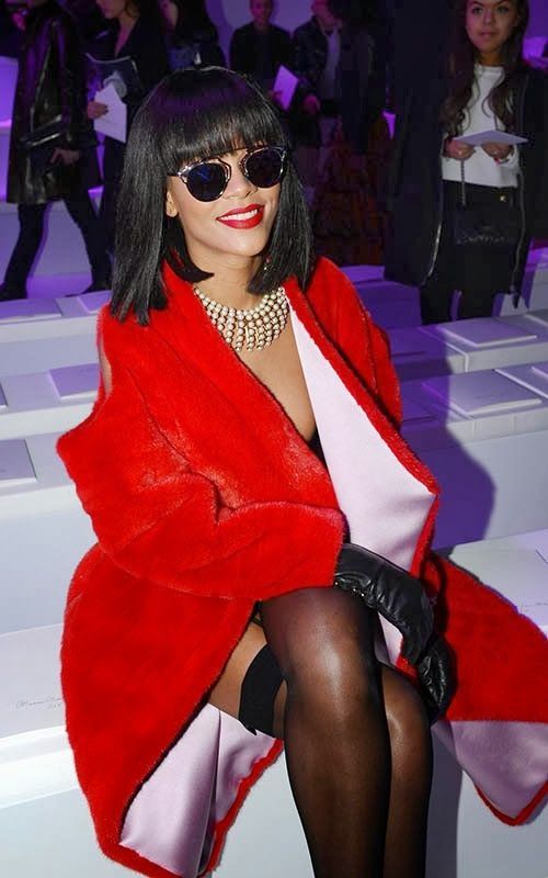 Rihanna I Love My Shades: _Rihanna & Dior