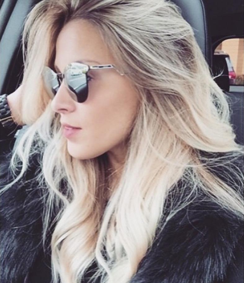 Long Blonde Hair Inspiration Cut Courtesy Of Frederic Fekkai