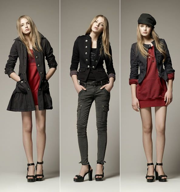 I want to be able to fit the clothes that I want to wear. Not ...