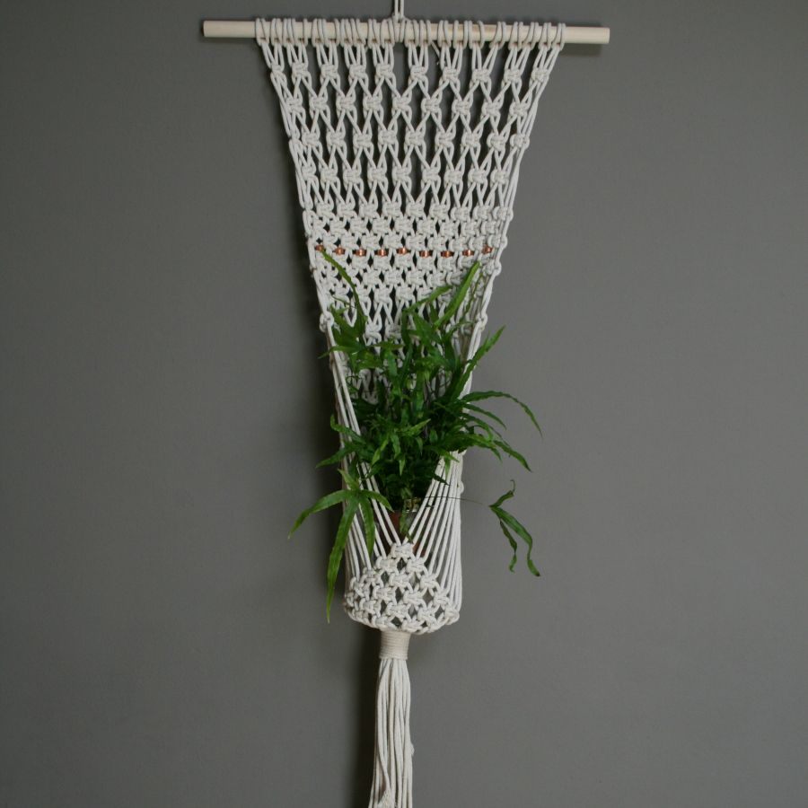 Macrame Plant Hanger Patterns images | macrame | Pinterest | Plant ...
