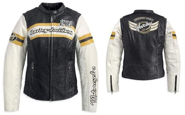 Harley Davidson Women S Finish Line Perforated Leather Jacket Harley Davidson Women My Style Jackets