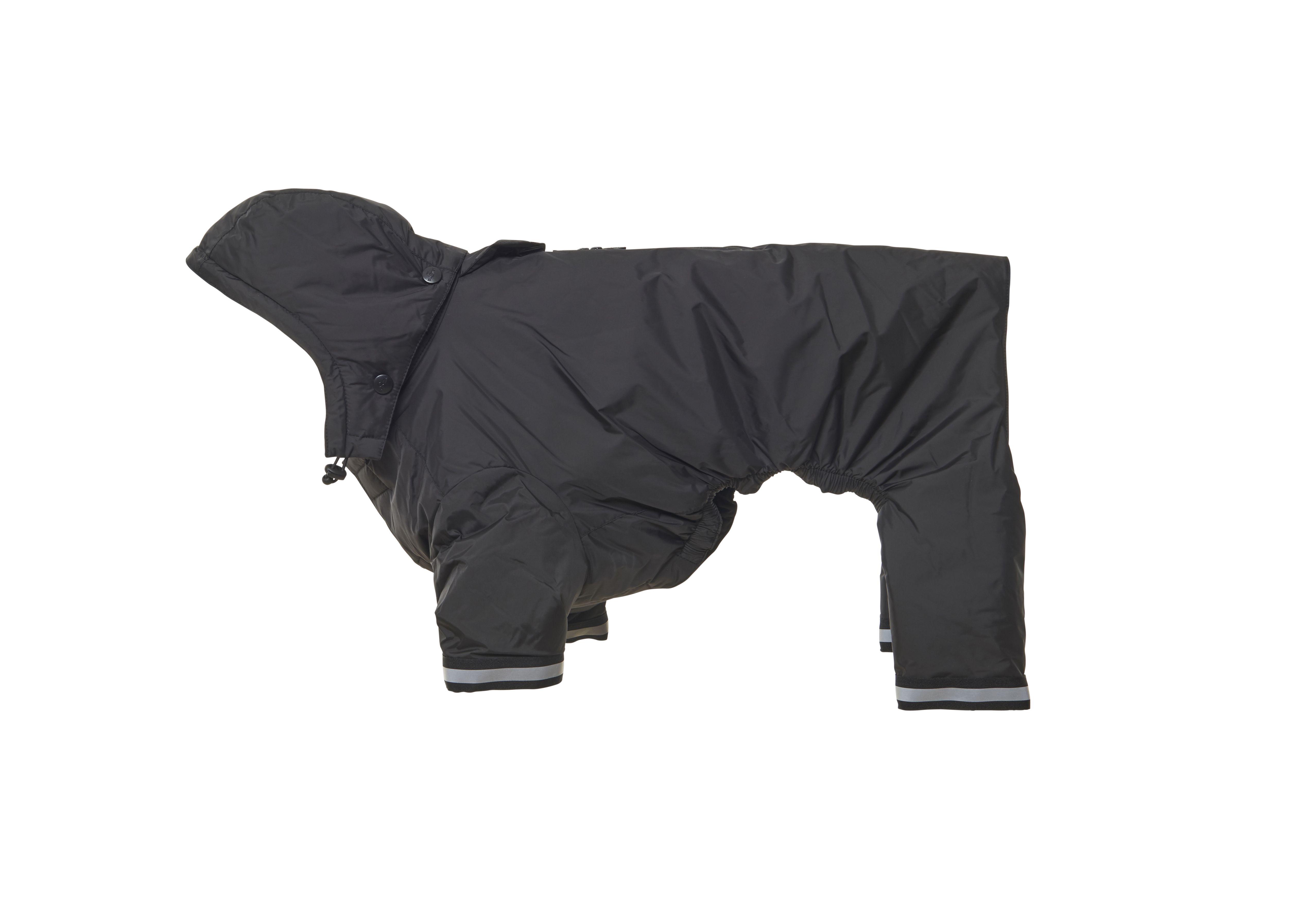 BUSTER Aqua Dog Raincoat