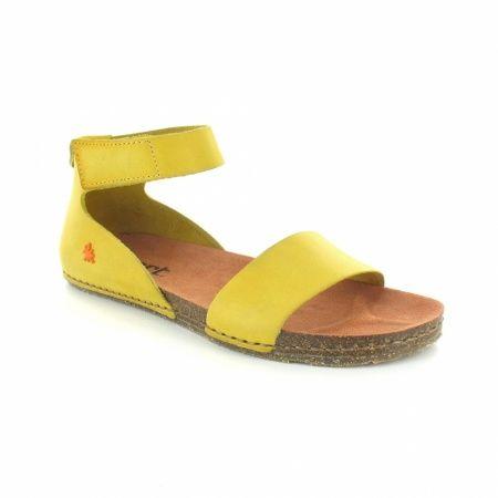 Creta, Womens Ankle Strap Sandals Art