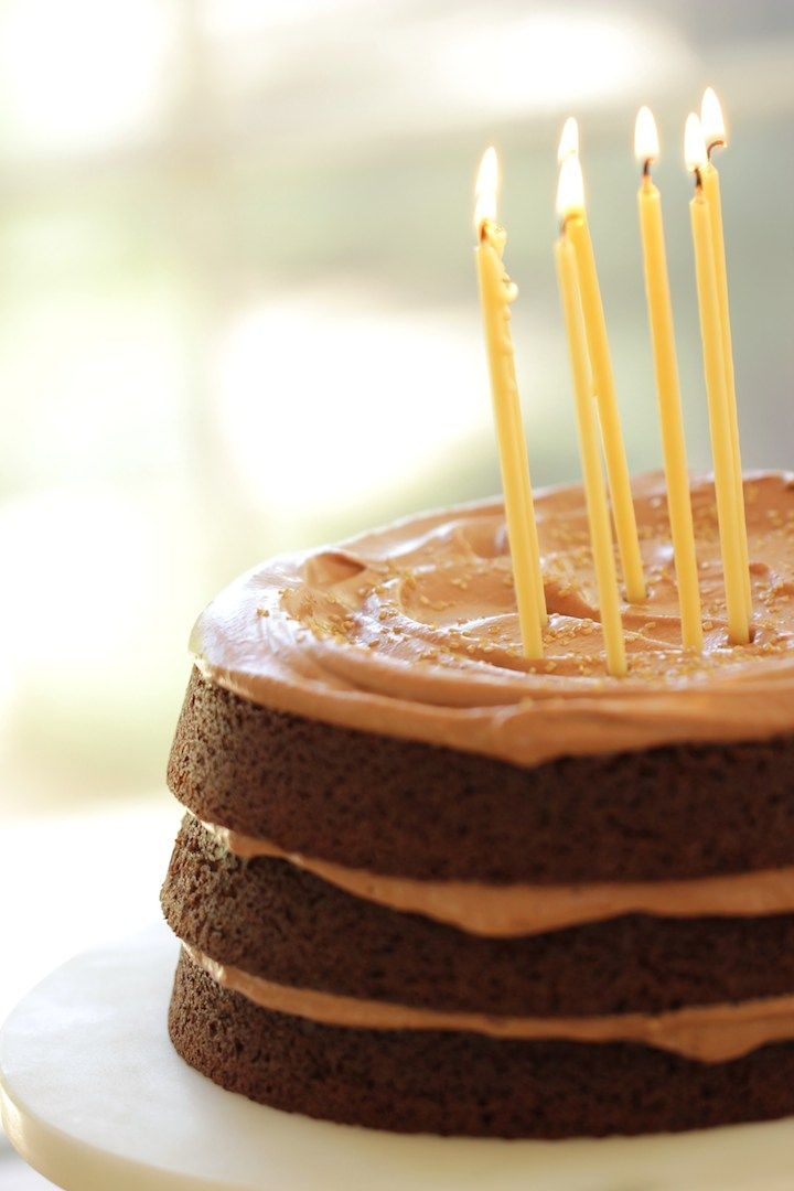 Beths Chocolate Birthday Cake Recipe Chocolate birthday cakes