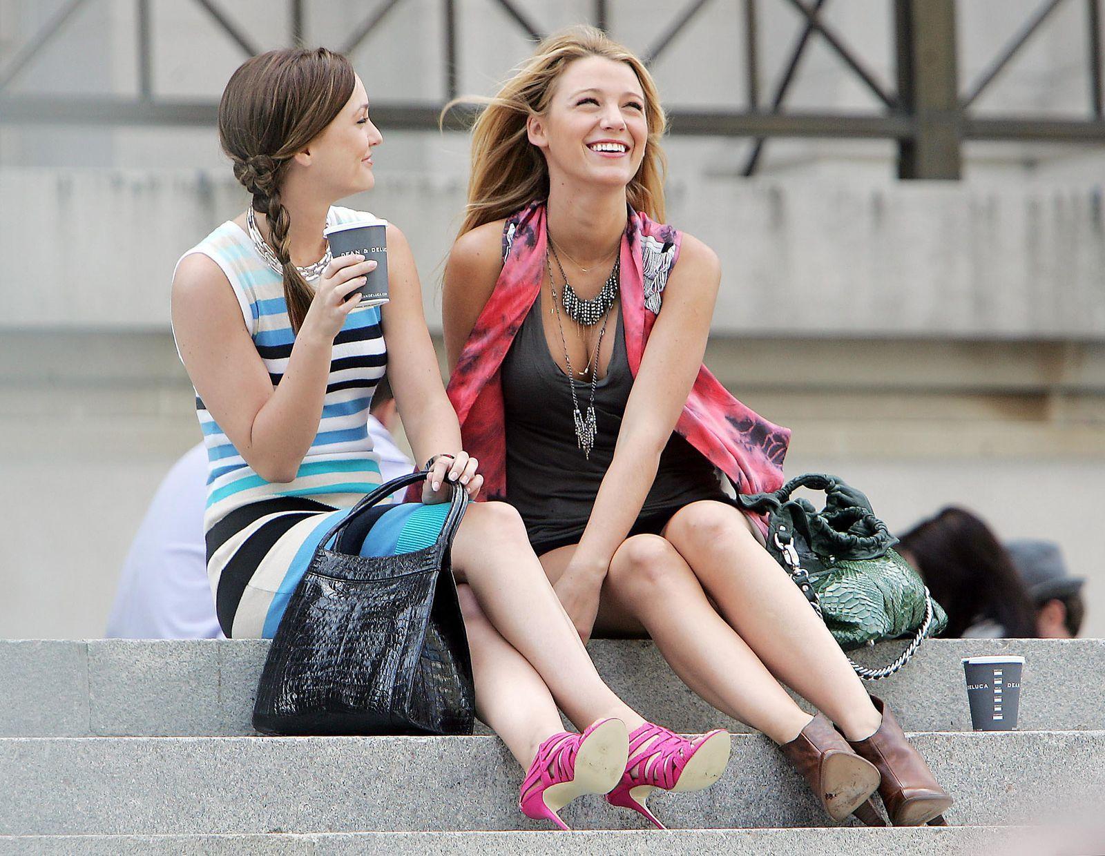 large choix de couleurs nouvelle saison mignon pas cher 27 Insanely Juicy, Never-Before-Heard Details About 'Gossip ...