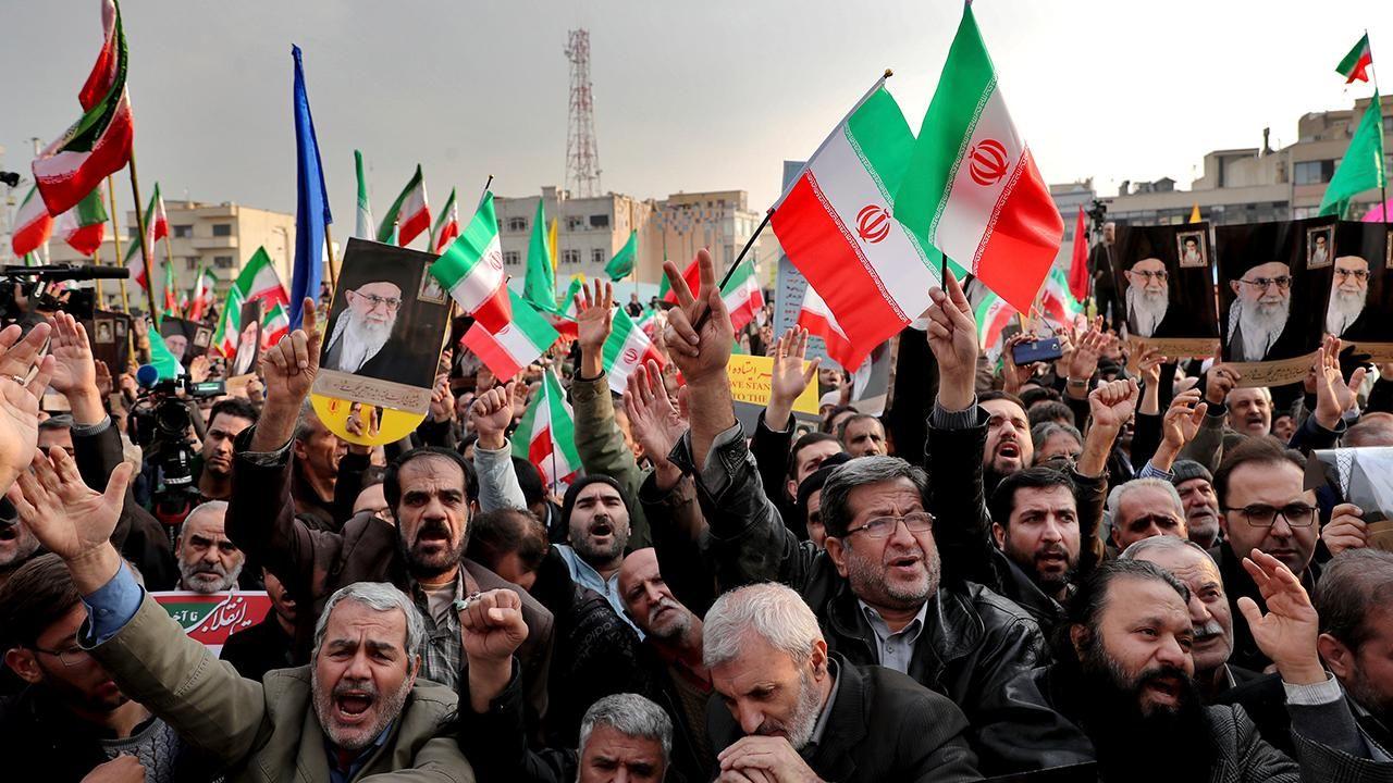 FOX NEWS Iranian regime pushes back on protesters, blacks