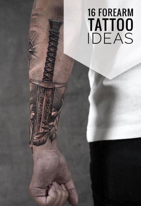 Best Forearm Tattoos For Men Cool Forearm Tattoos Forearm Tattoos Forearm Tattoo Men