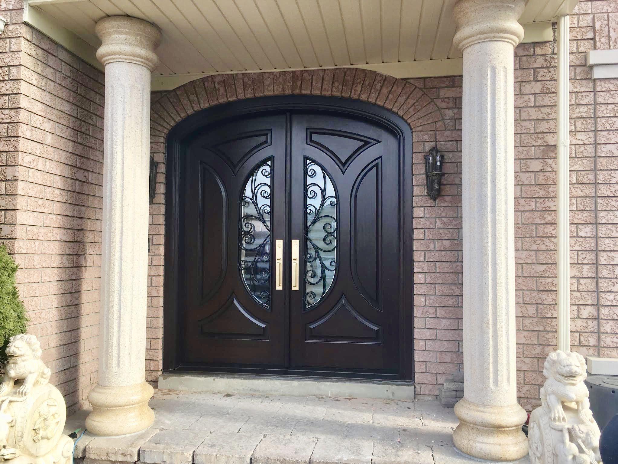 Amberwood Doors Inc: Amberwood Double Entry Doors