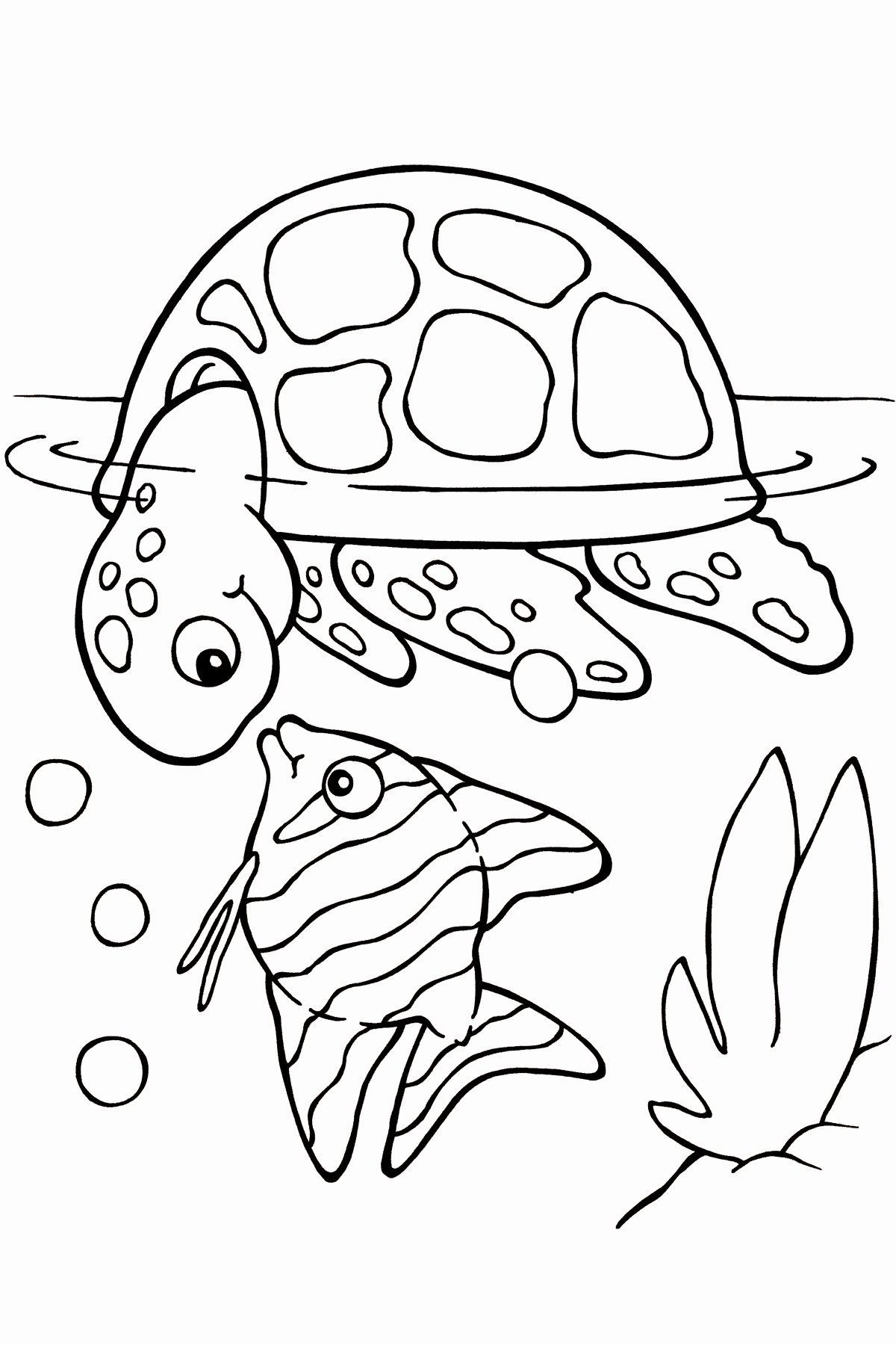 Sea Animals Coloring Book Pdf Awesome Sea Turtle Coloring Pages Getcoloringpages Turtle Coloring Pages Animal Coloring Pages Ocean Coloring Pages