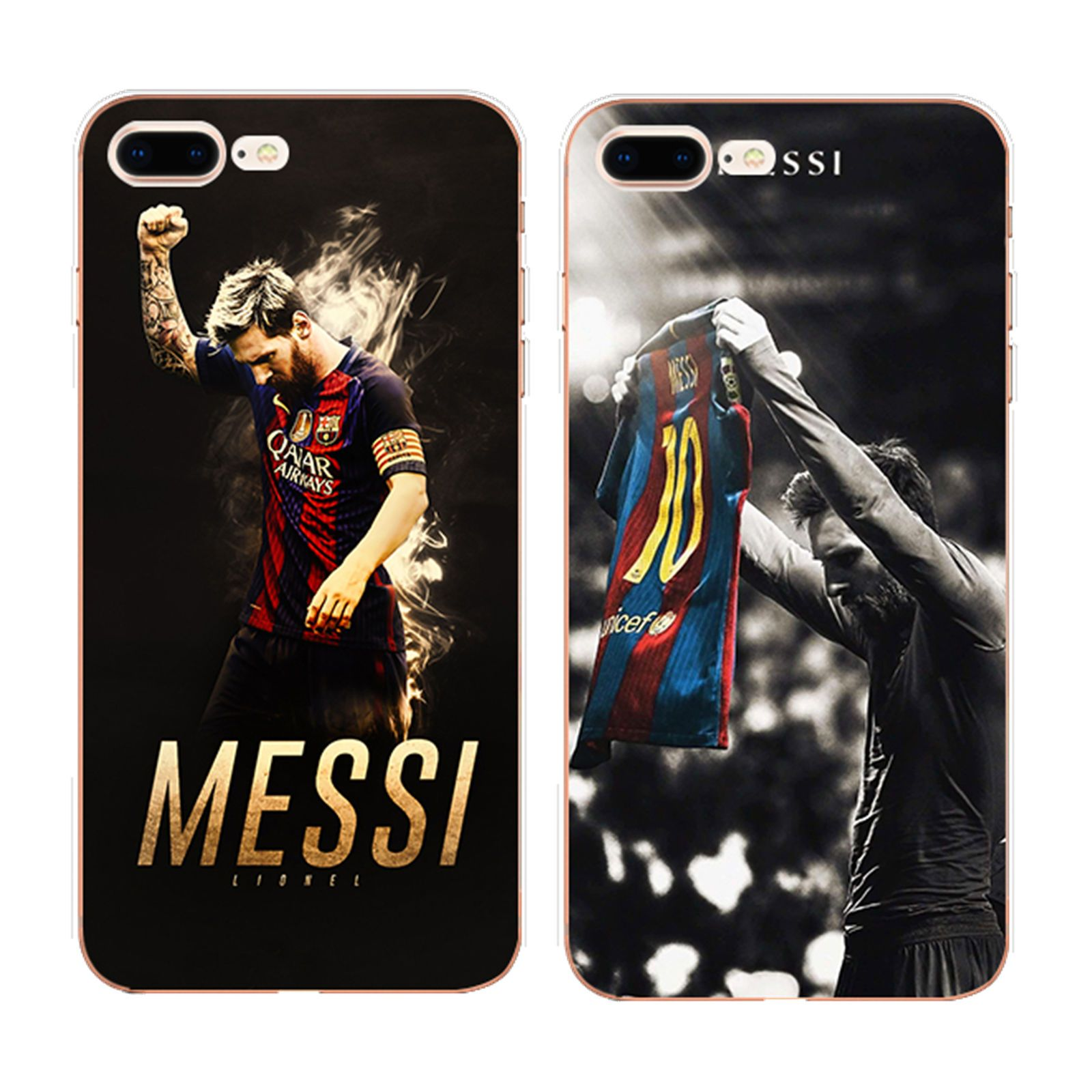 43f8be0cd  3.99 - Football Club Barcelona Lionel Messi Case Cover For Iphone Se 5 6S 7  8 Plus X  ebay  Electronics
