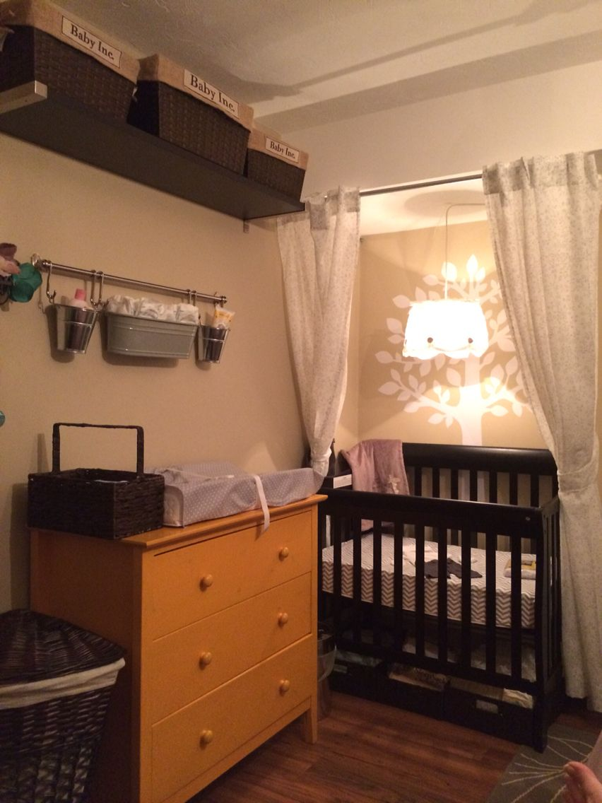 Baby room shared with parents room More Shared baby