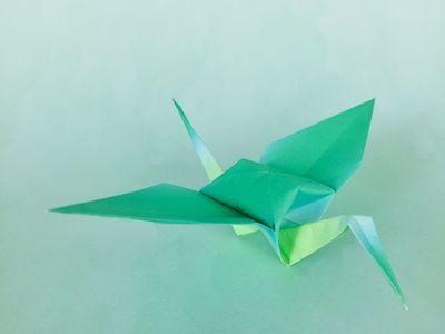 Photo of How to Make an Origami Standing Fan Napkin Fold