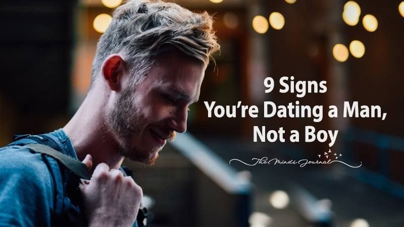 signs a guy is not worth dating