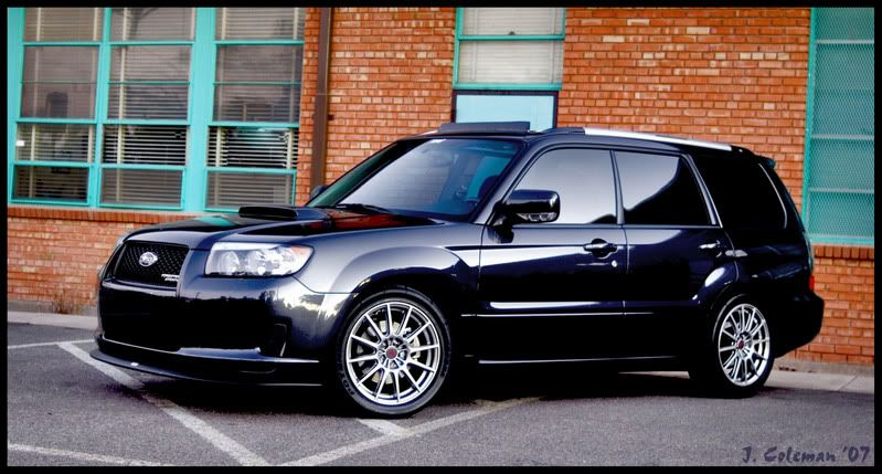 Vwvortex 2008 Subaru Forester 25xt Sport Opinions Info