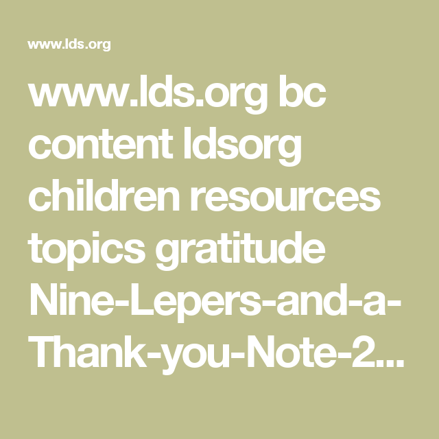 www.lds.org bc content ldsorg children resources topics gratitude ...