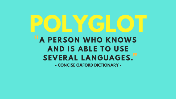 The_definition_of_a_polyglot_-_Steve_Kaufmann_2 | Language, Oxford  dictionaries, How to become