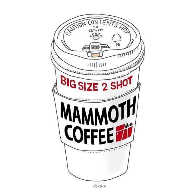Mammoth coffee ~ Xihanation