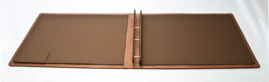 Leather Portfolios Hartnack Portfolio Piece Pinterest - leather resume portfolio