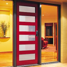 Would Look Great With A Clopay Avante Gl And Aluminum Front Door