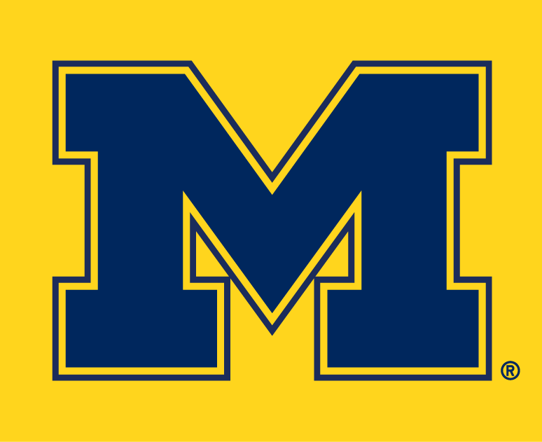 Images Of Michigan Wolverines Logo Michigan Wolverines Michigan Football Michigan Wolverines University Of Michigan Logo