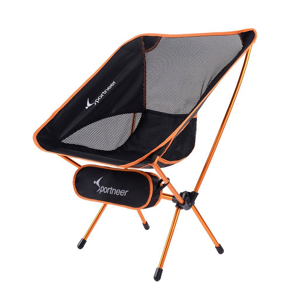 Lightweight Camping Chair Backpacking