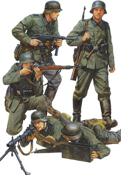 soldat for danmark
