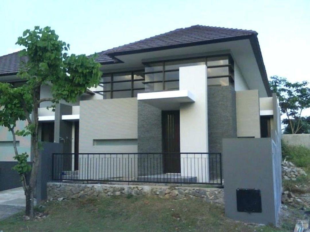 35 Stunning Modern Home Exterior Color Ideas Modern