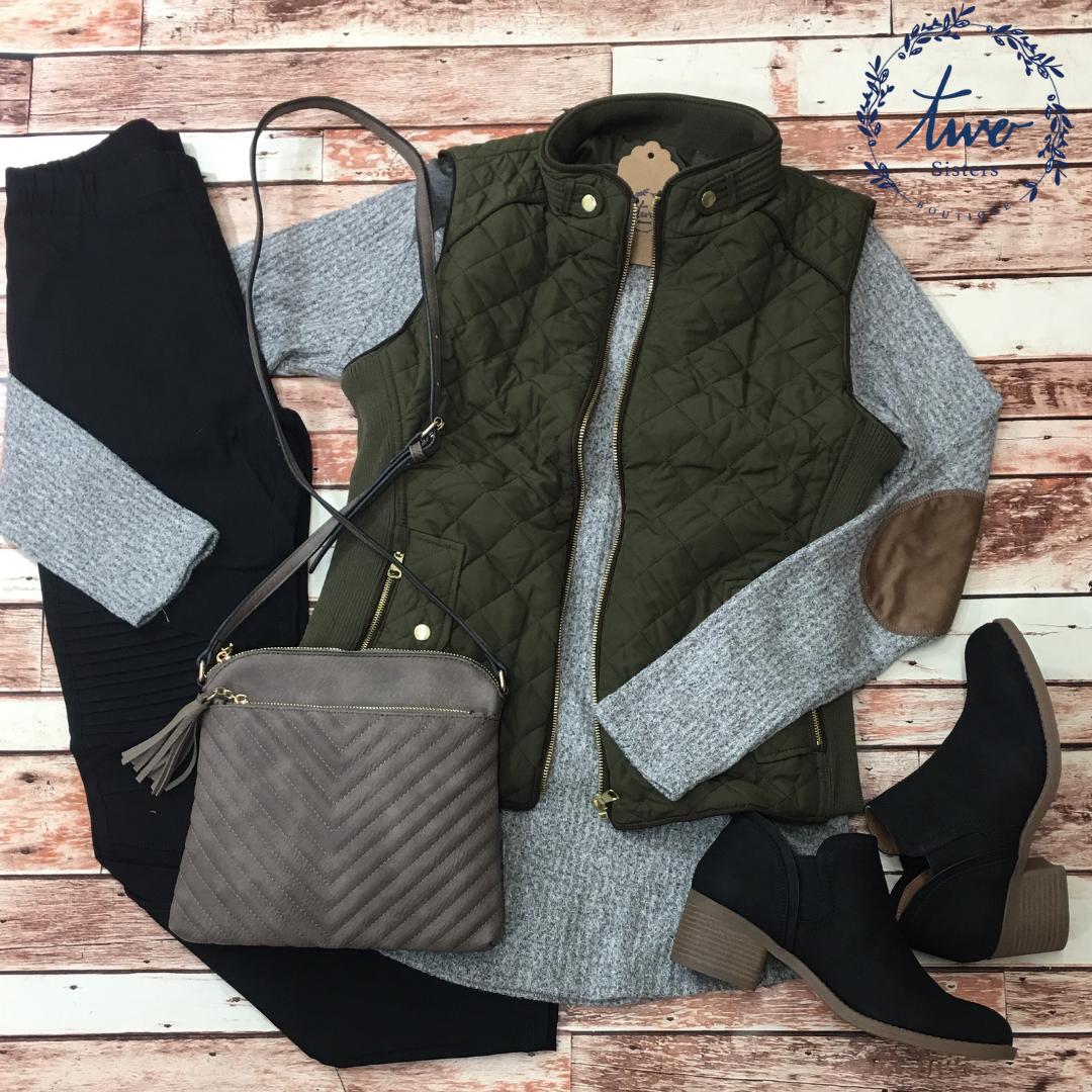 Layers, Layers, Layers #winteroutfits