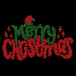 Feliz Navidad Saludo Tipografia De Navidad Saludos De Navidad Cartas De Navidad
