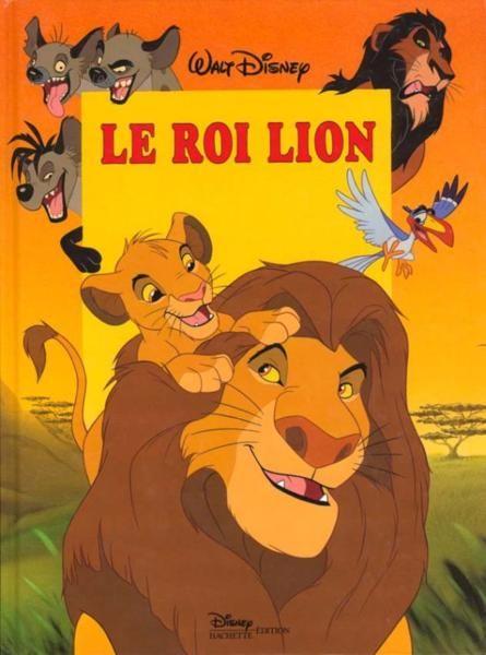 Le Grand Livre Du Roi Lion Originaux Disney Walt Disney