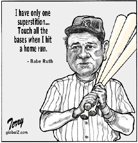Babe Ruth Quotes Photo Of Quotesbabe Ruth  Yahoo Search Results  Live Life