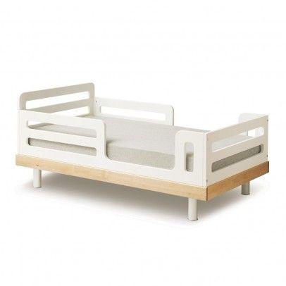 Junior Bett Hütte 80x160 cm Natur | Betten
