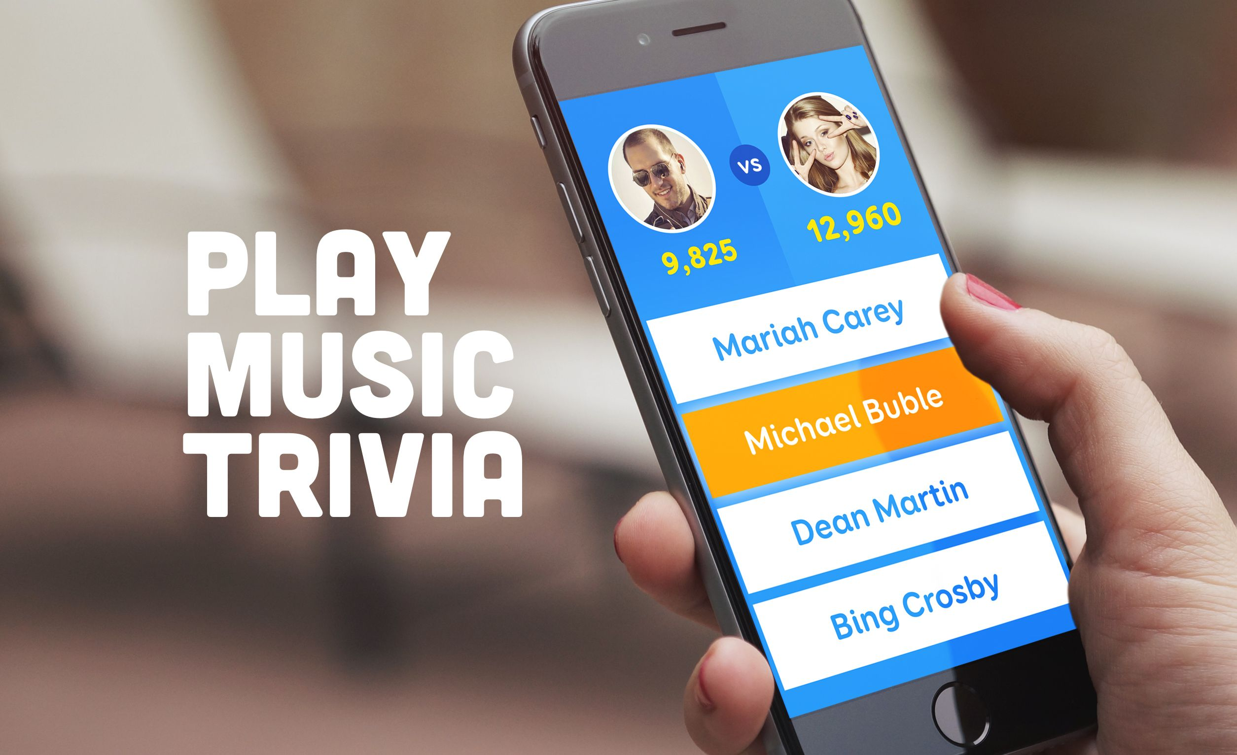 Know everything about Christmas music? Download SongPop