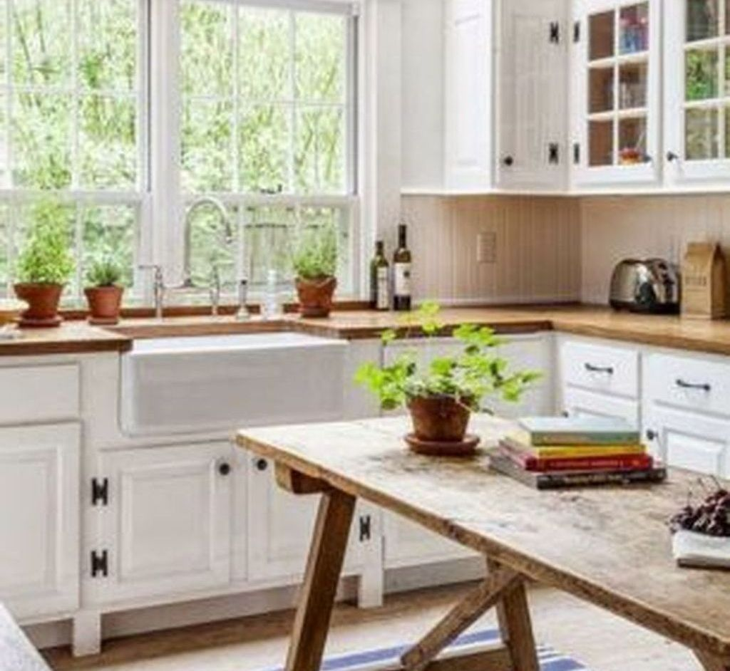 Simple and Creative Tricks Kitchen Decor Table Laundry Rooms dark