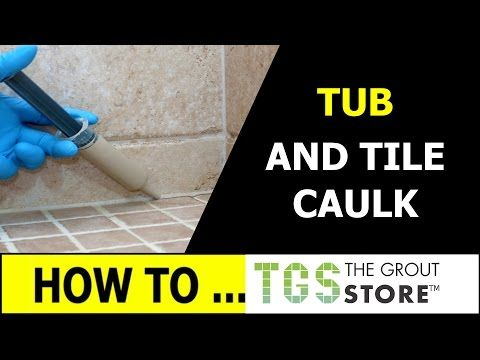 Can You Caulk Over Grout Here Is All You Need To Know Home Fixes - Can you caulk over grout