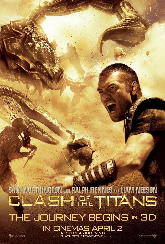Clash Of The Titans Hd 1080p Filmes