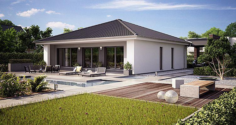 budenbender hausbau bungalow finess 105 mit walmdach ba 1 4 denbender buedenbender erfahrung