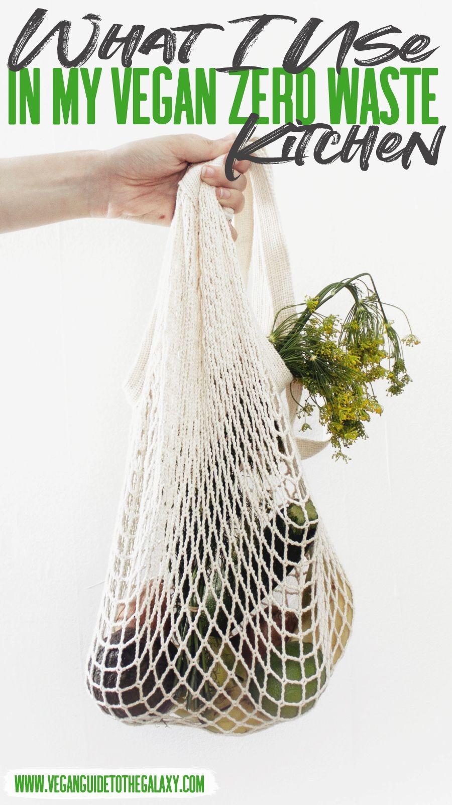 What I use In My Vegan Zero Waste Kitchen | Zero waste ...