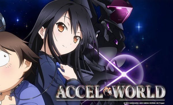 'Accel World' Dubbed Anime Episodes Get Hulu Debut