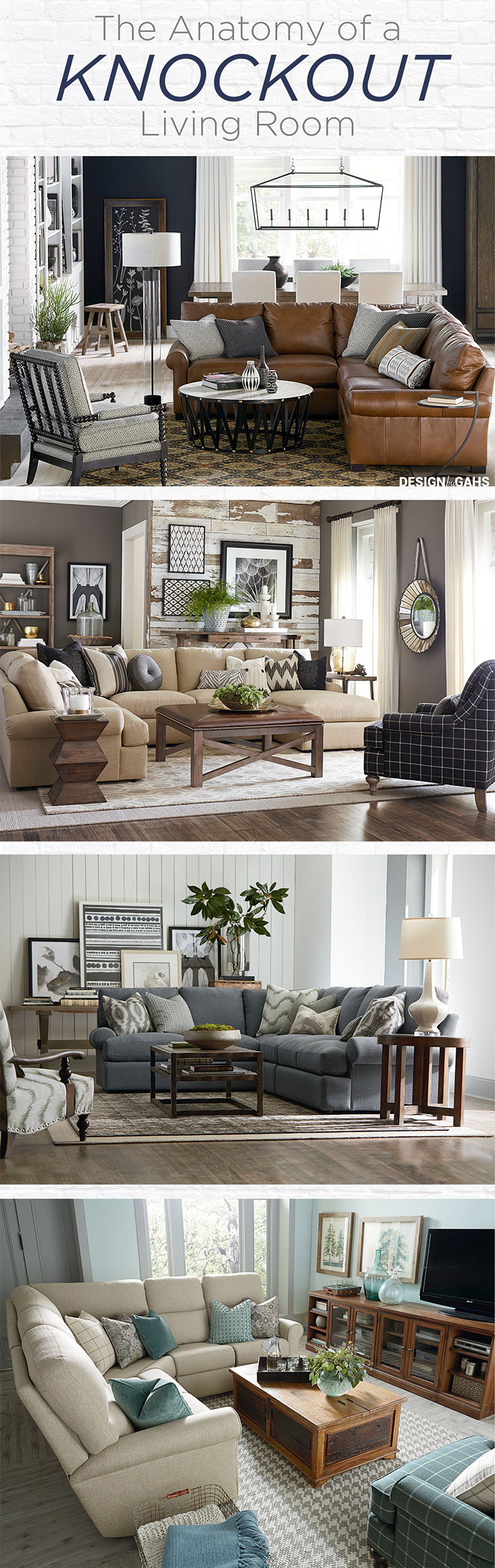 Amazing living room design may not be an exact science, but we're sharing ALL the secrets in the book!