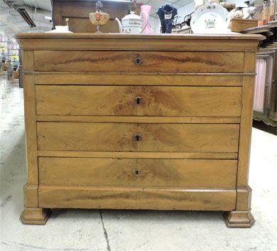 commode ancienne en bois meubles anciens Pinterest - Moderniser Un Meuble Ancien