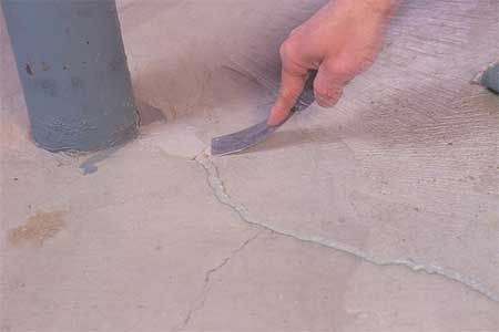 A Simple, Permanent Repair For Cracked Concrete Walls.