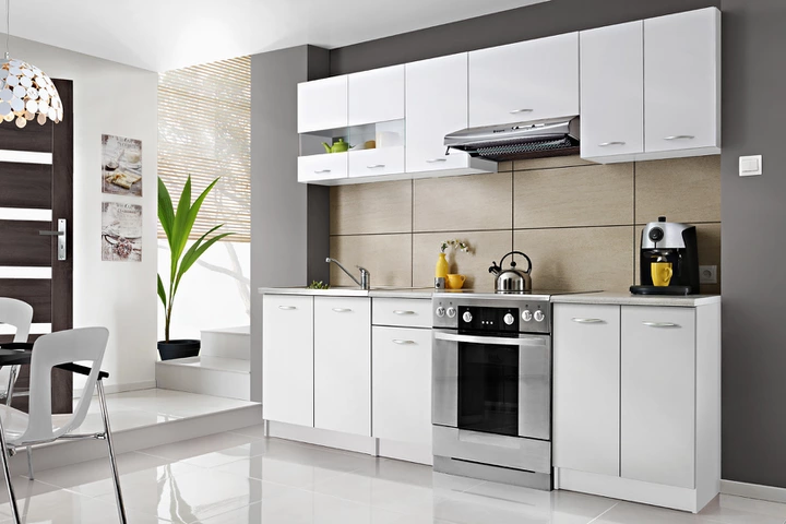 Tanie Meble Kuchenne Eko Stylish Kitchen Home Kitchens Modern Kitchen Design