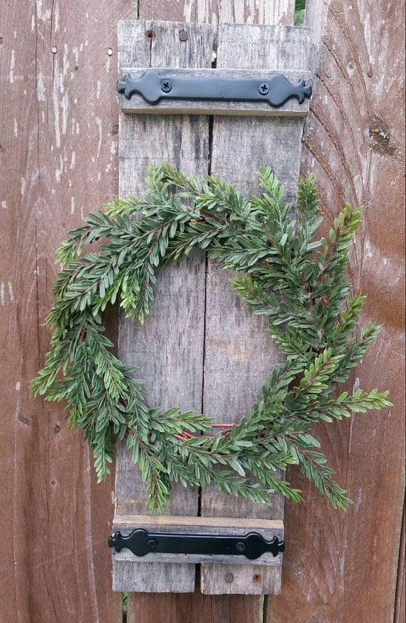 Check out this item in my Etsy shop https://www.etsy.com/listing/475908955/wooden-wall-hanging-w-removable-wreath